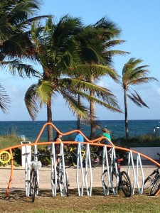 great little pocket parks at Lauderdale by the Sea